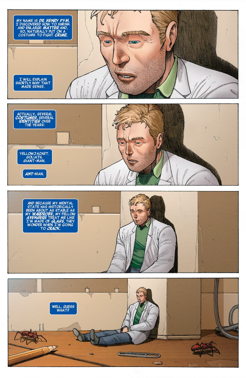 Read online Age of Ultron Companion comic -  Issue # TPB (Part 2) - 83