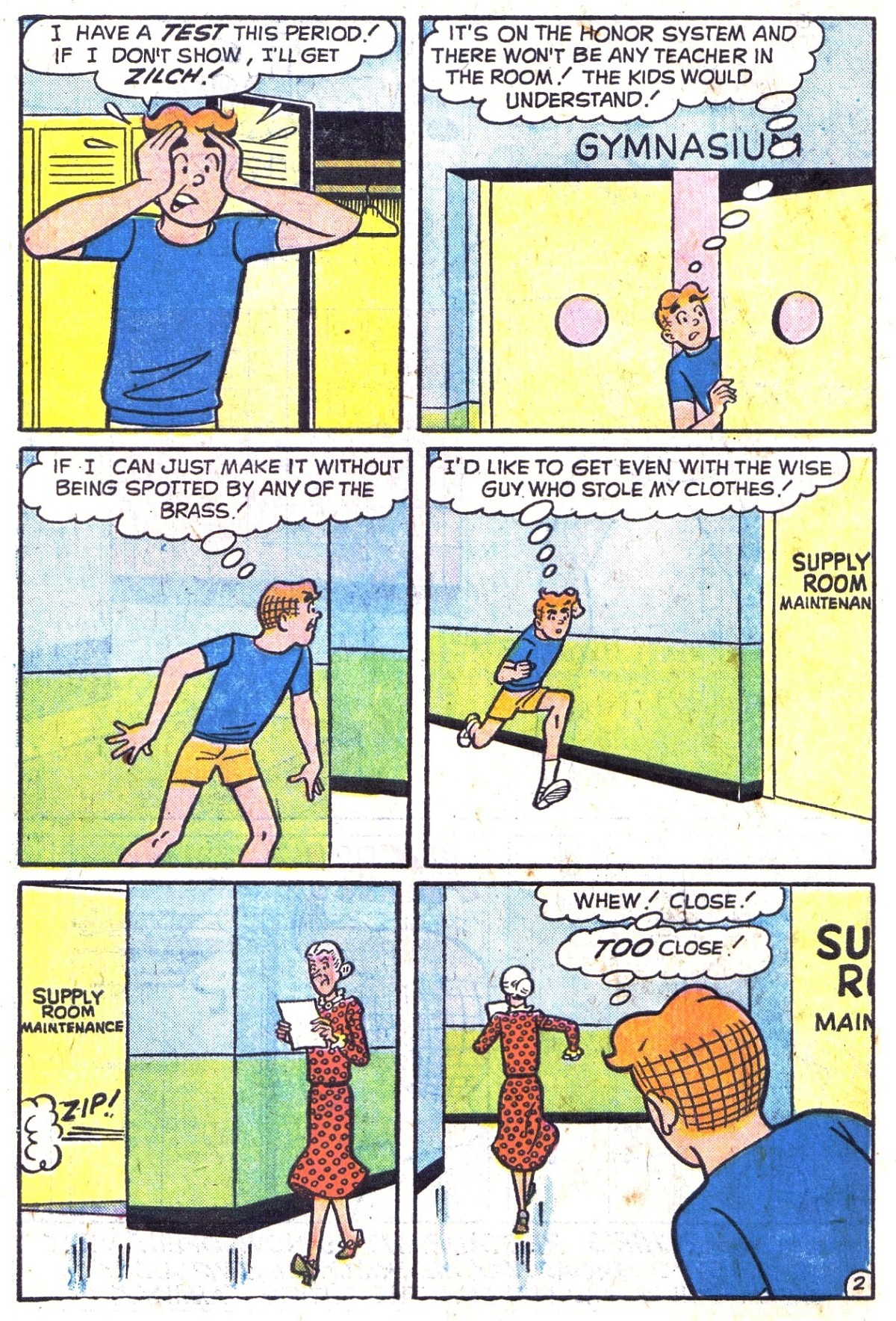 Read online Archie (1960) comic -  Issue #241 - 30