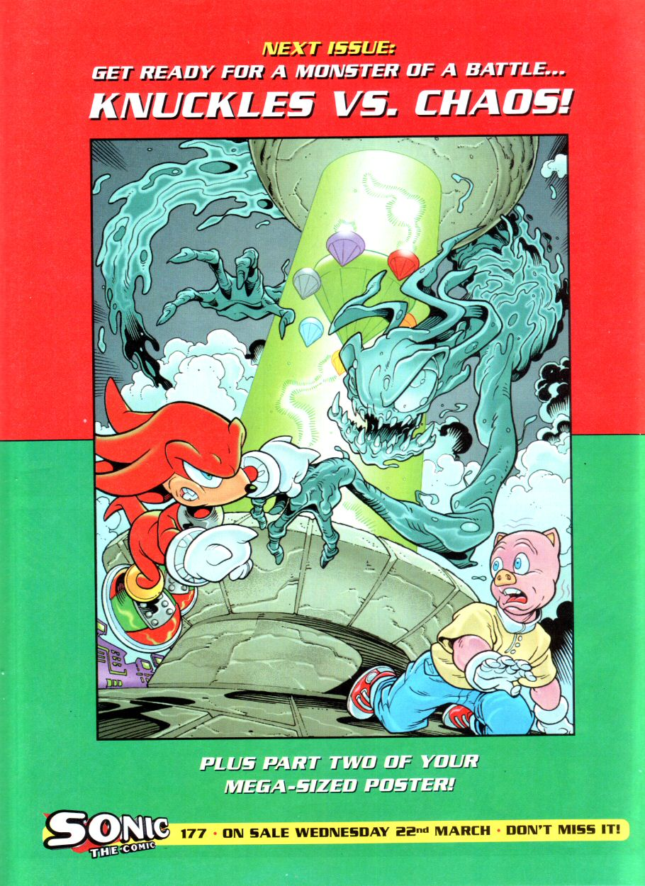 Read online Sonic the Comic comic -  Issue #176 - 12