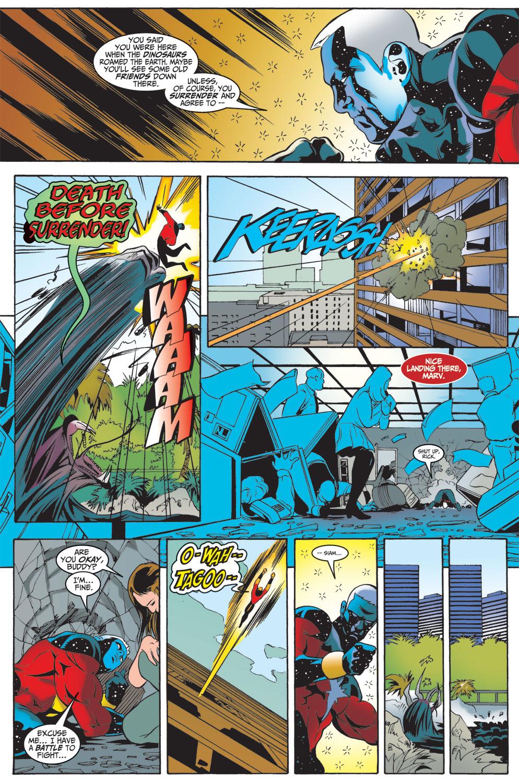 Captain Marvel (1999) Issue #1 #2 - English 22