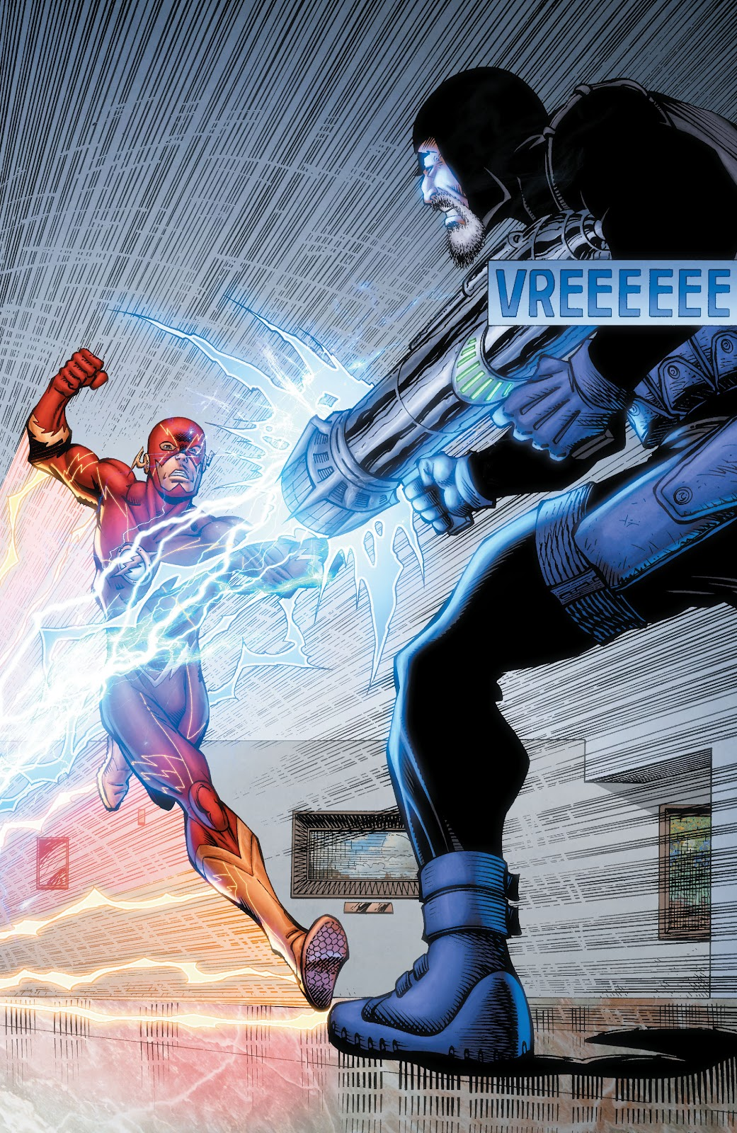 Read online The Flash (2011) comic -  Issue # _TPB 6 (Part 1) - 49