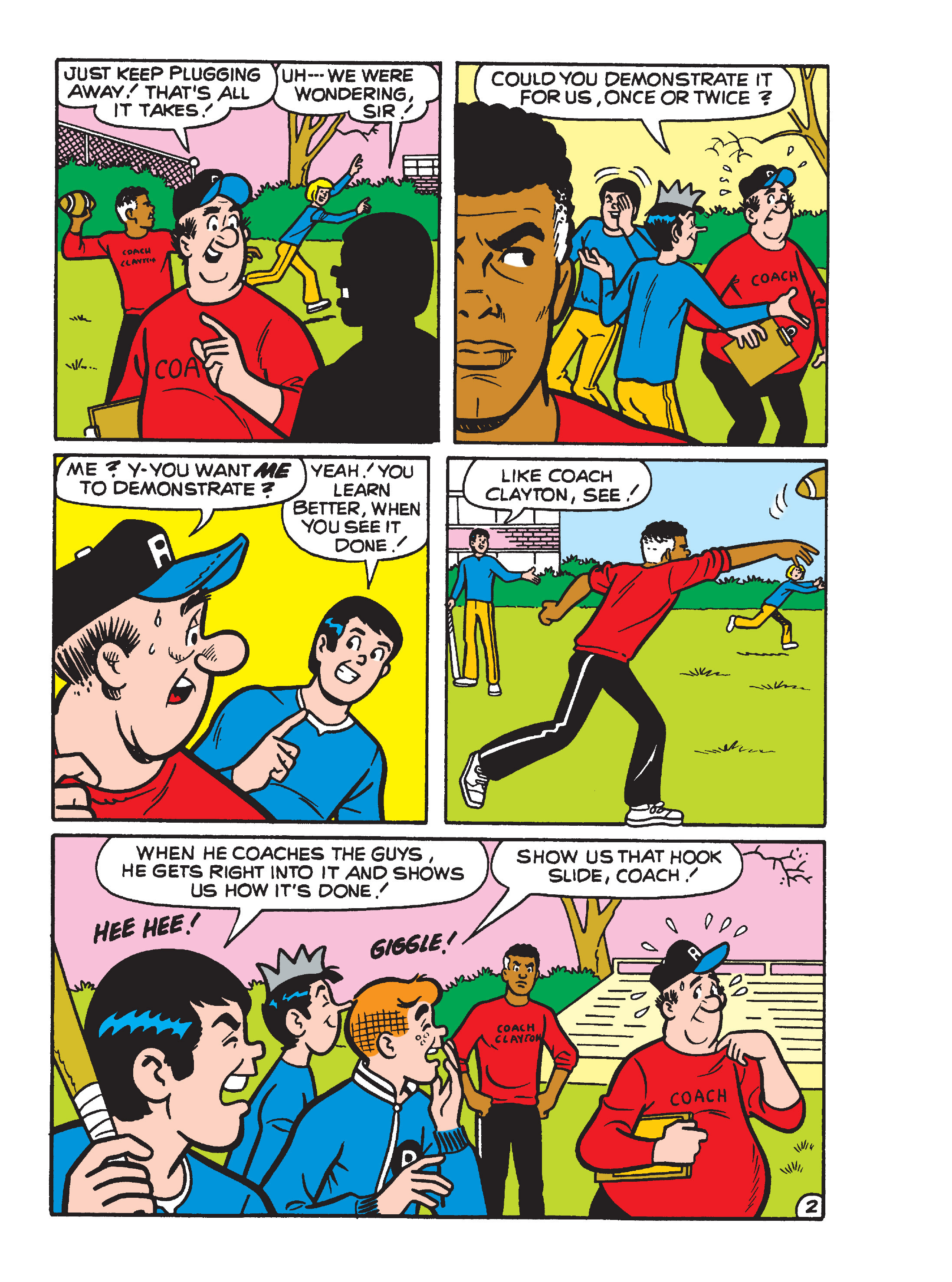 Read online Archie 1000 Page Comics Blowout! comic -  Issue # TPB (Part 4) - 113