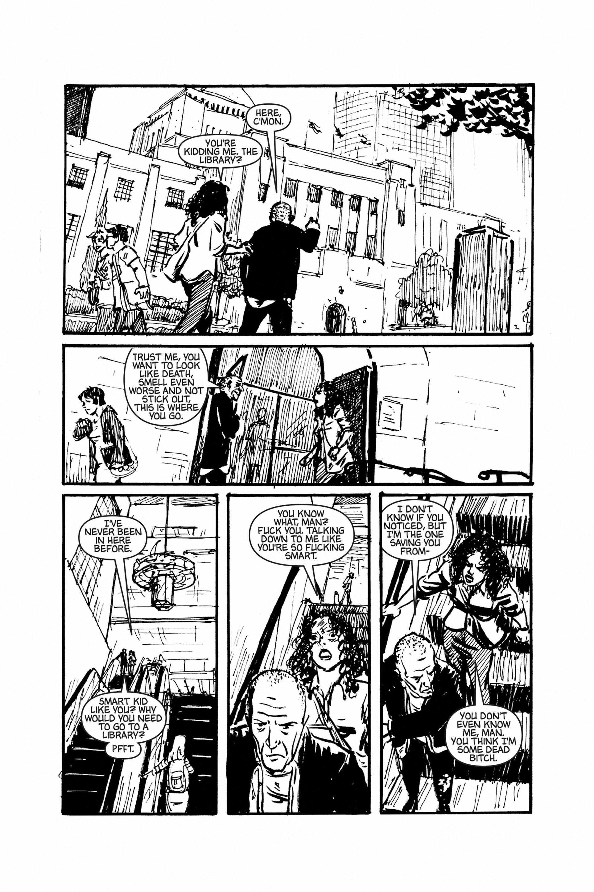 Read online Tumor comic -  Issue # TPB - 97