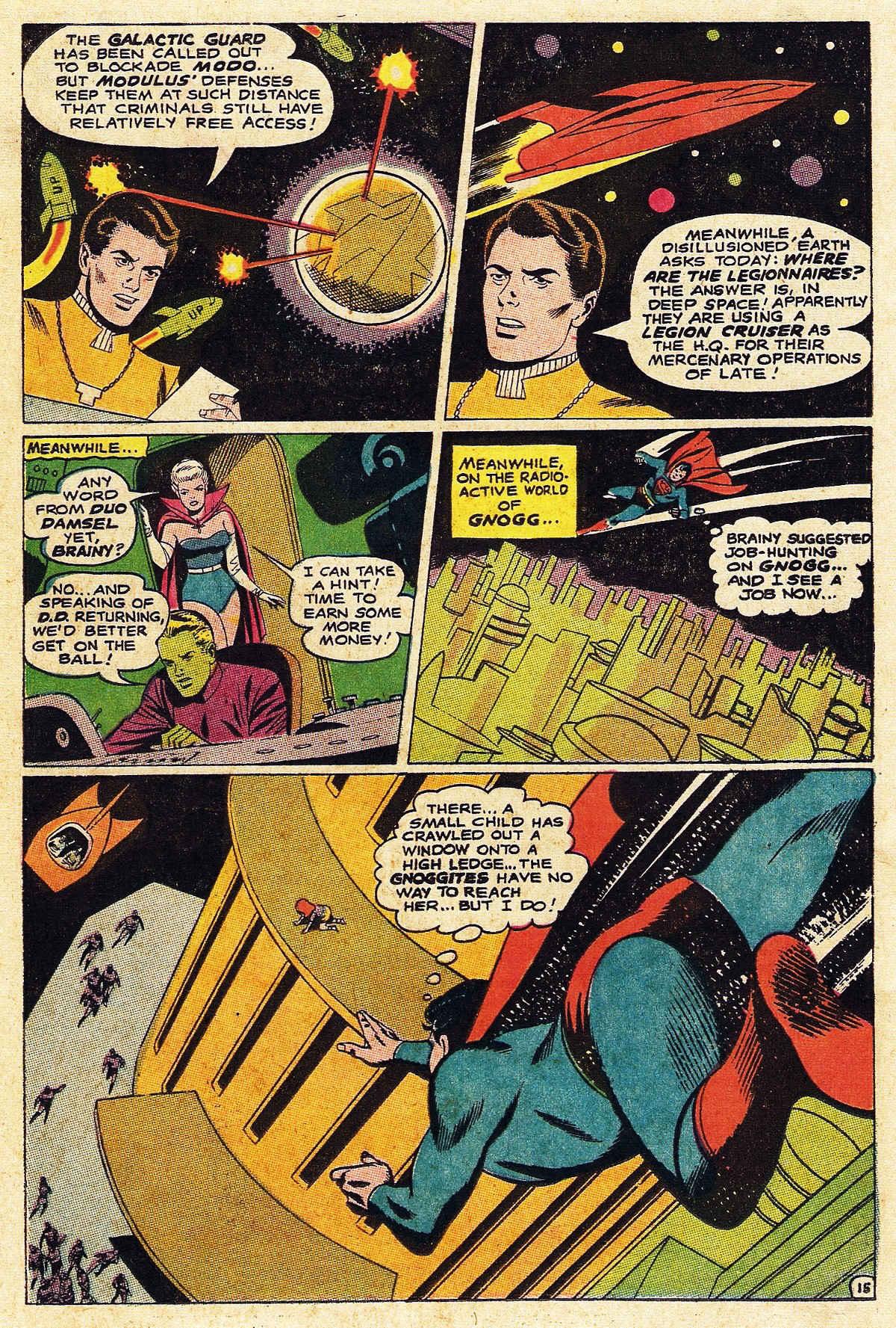 Read online Adventure Comics (1938) comic -  Issue #377 - 22