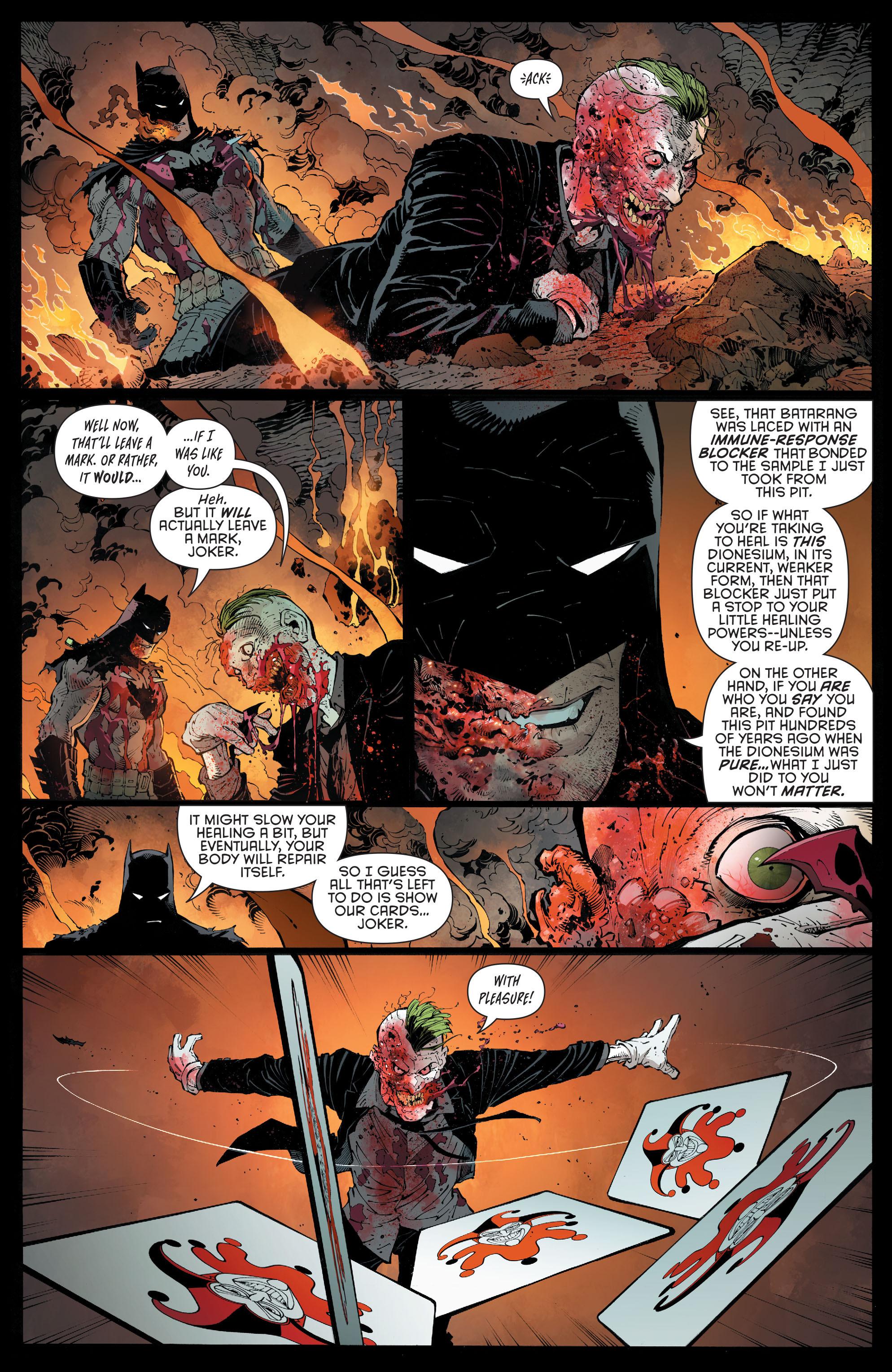 Read online Batman (2011) comic -  Issue # _TPB 7 - 138