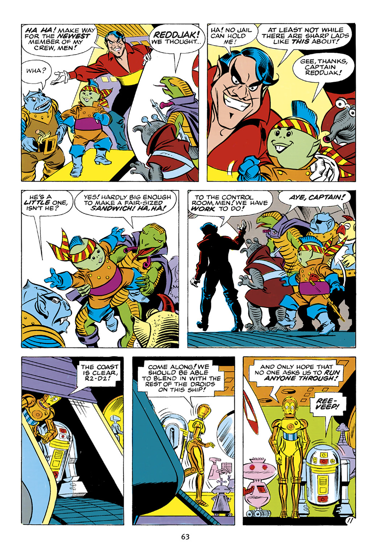 Read online Star Wars Omnibus comic -  Issue # Vol. 23 - 63