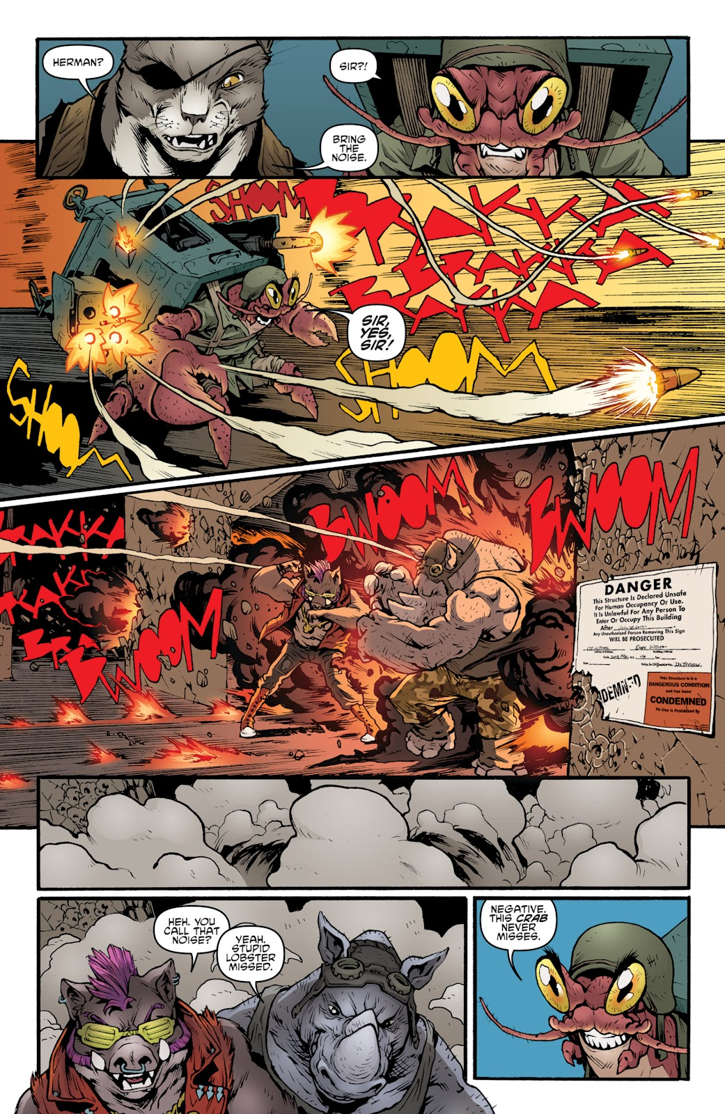 Read online Teenage Mutant Ninja Turtles: The IDW Collection comic -  Issue # TPB 5 (Part 2) - 66