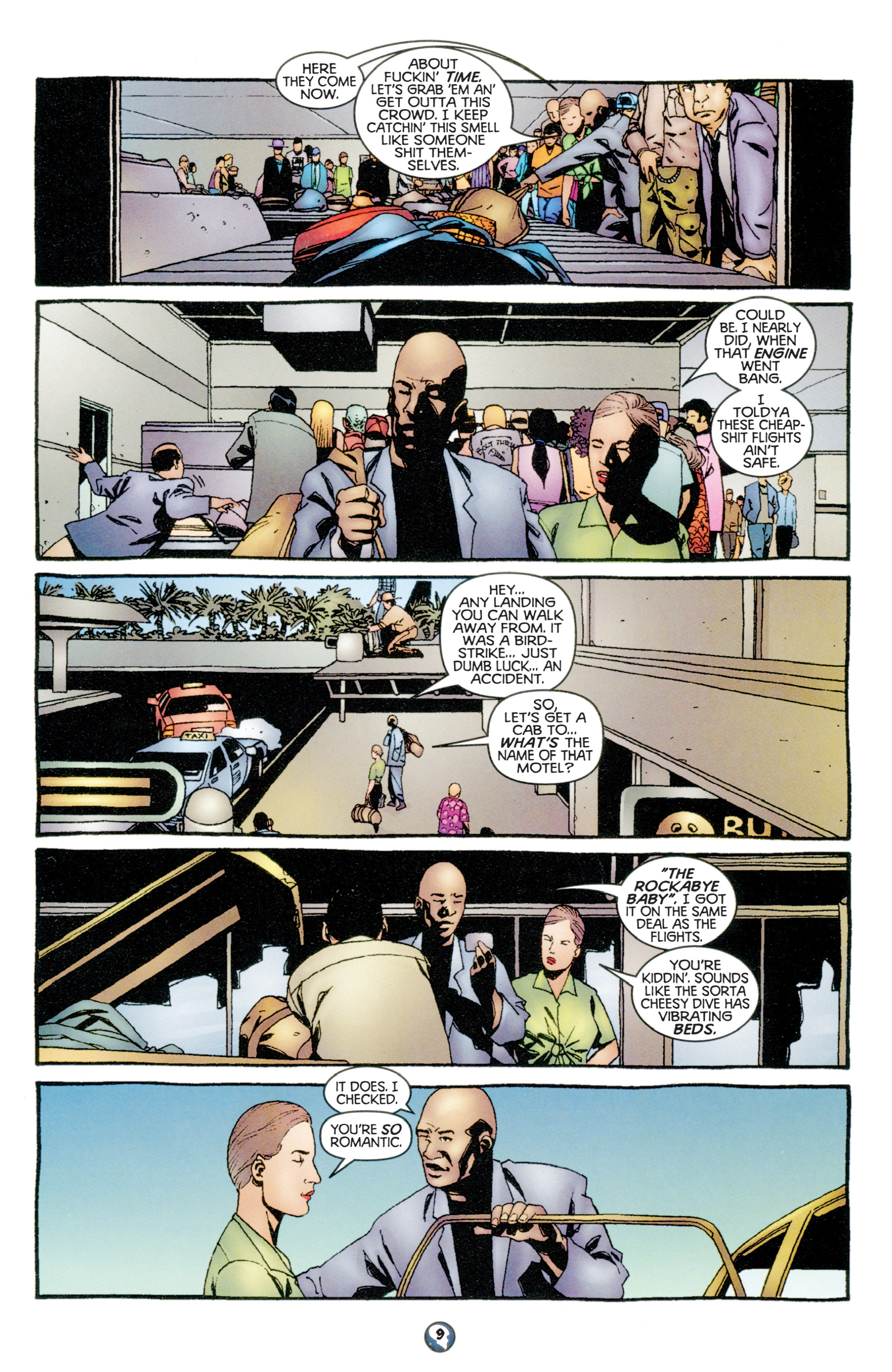 Read online Shadowman (1997) comic -  Issue #11 - 8