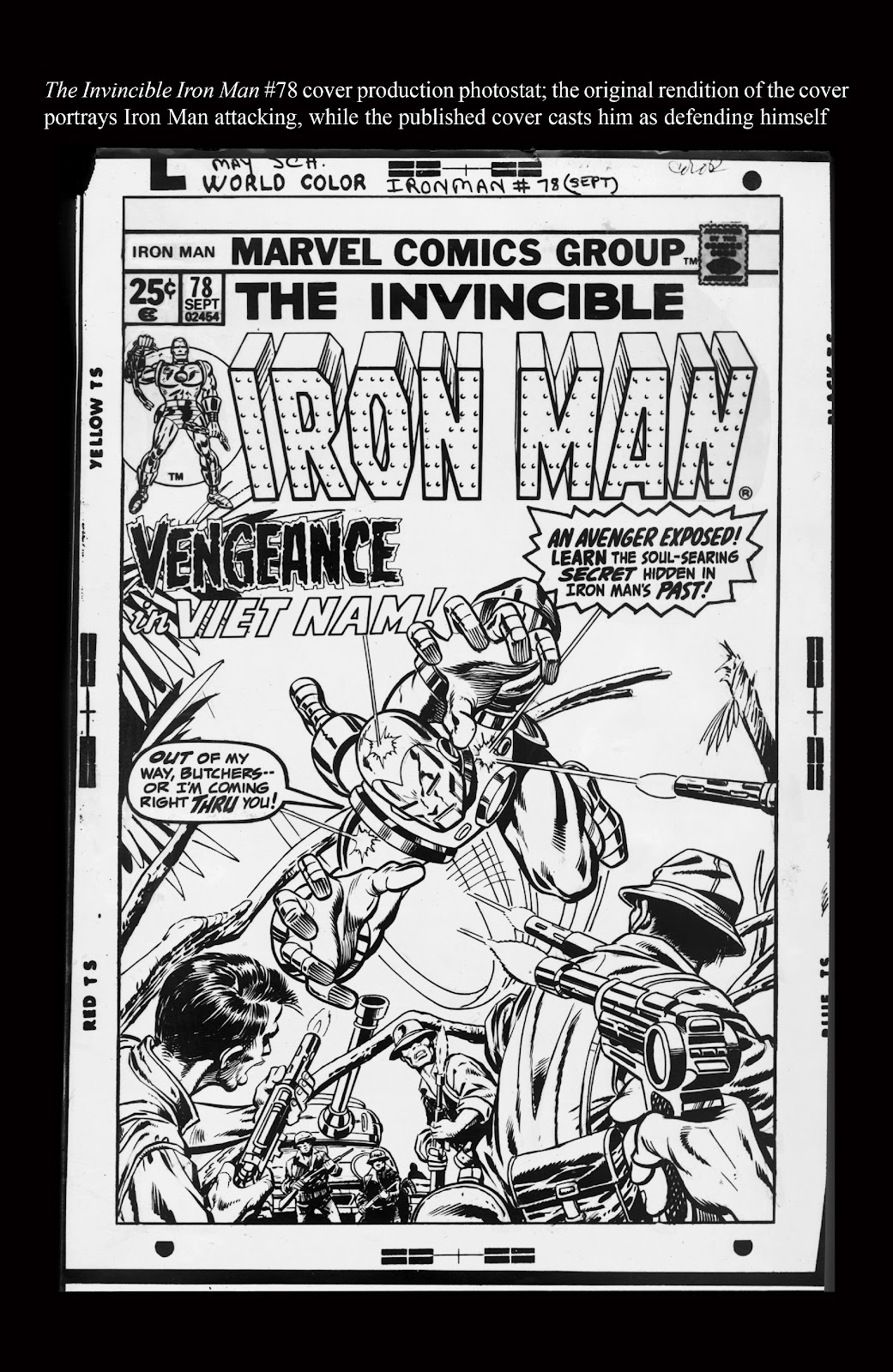 Read online Marvel Masterworks: The Invincible Iron Man comic -  Issue # TPB 10 (Part 3) - 53