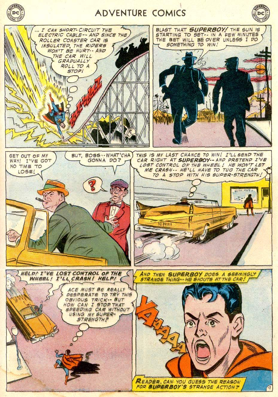 Read online Adventure Comics (1938) comic -  Issue #248 - 11