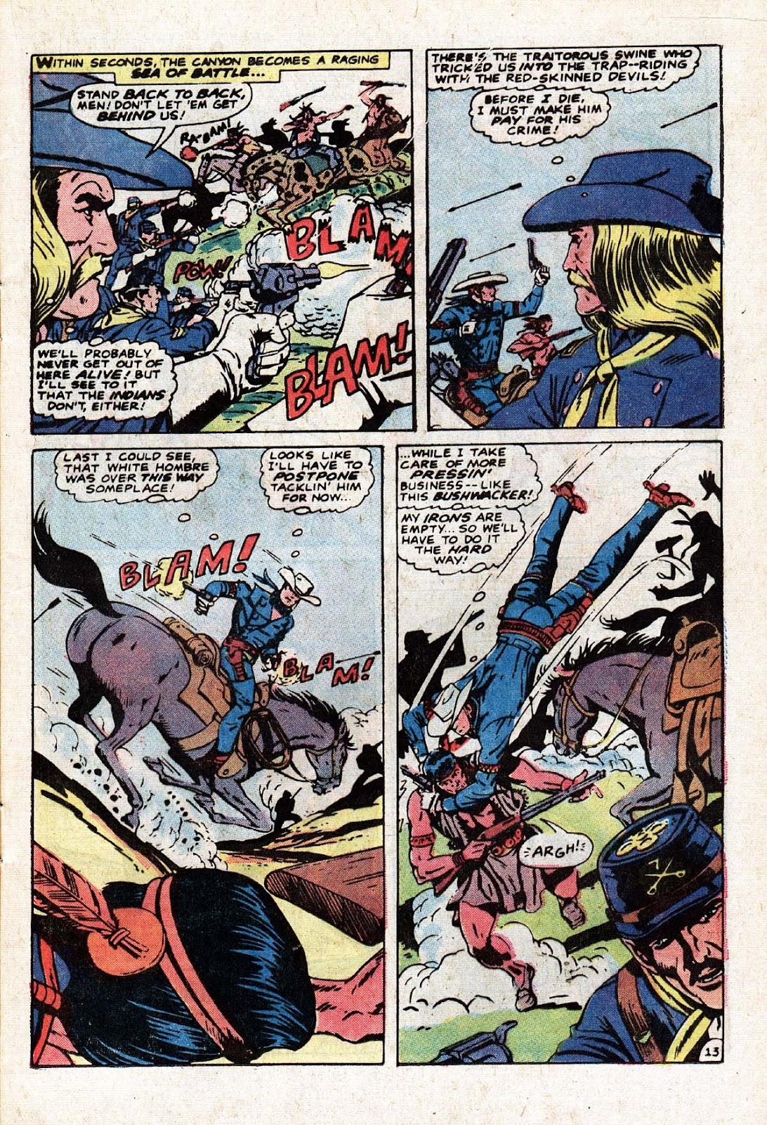 The Mighty Marvel Western issue 15 - Page 14