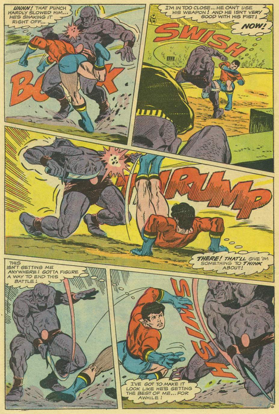 Read online Aquaman (1962) comic -  Issue #43 - 22
