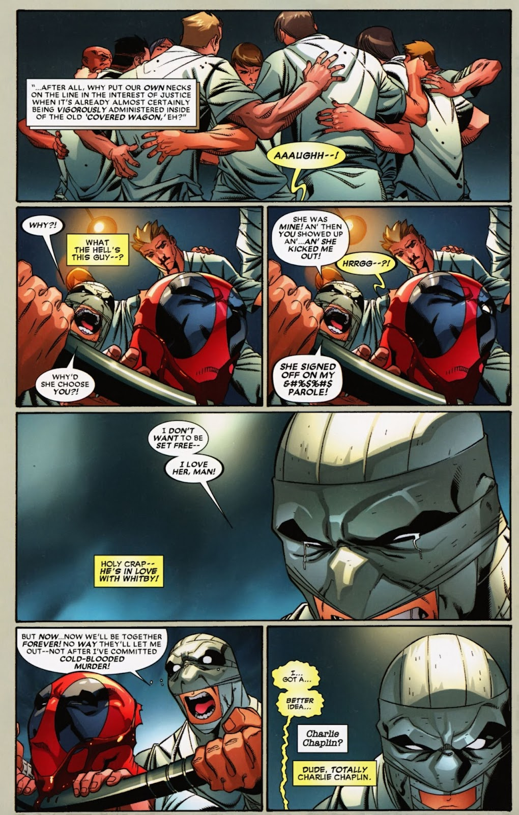 Read online Deadpool (2008) comic -  Issue #42 - 13