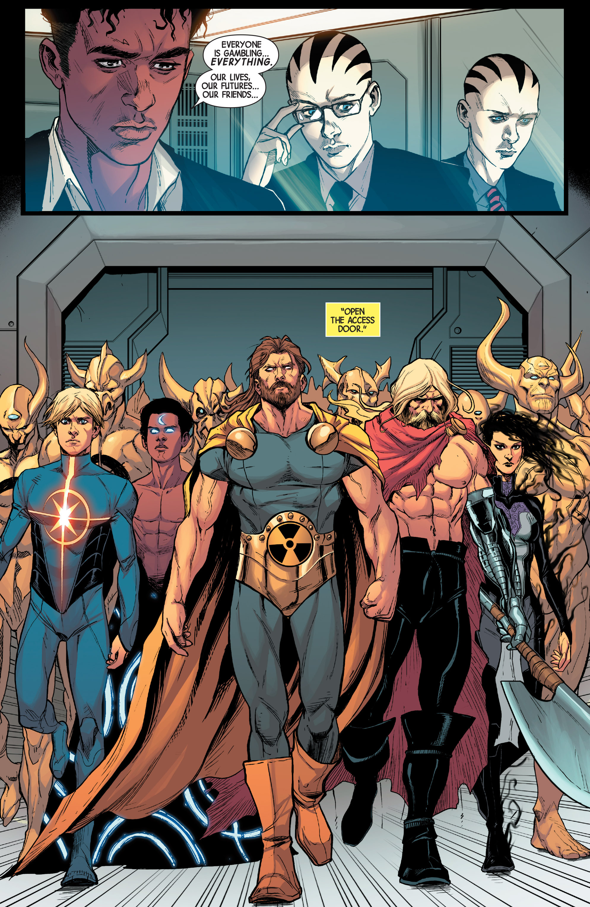 Read online Avengers (2013) comic -  Issue #36 - 12