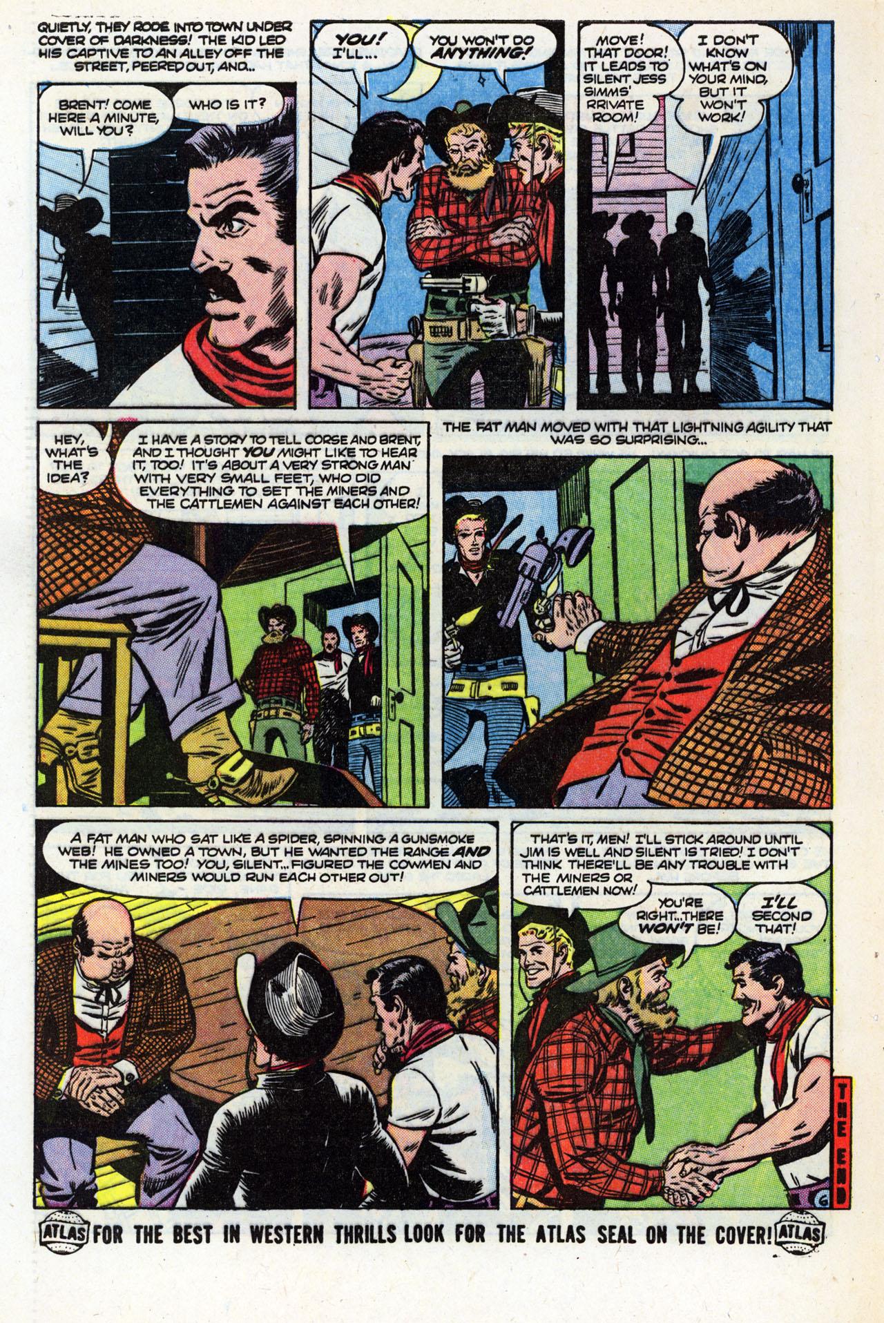 Read online Two-Gun Kid comic -  Issue #23 - 32
