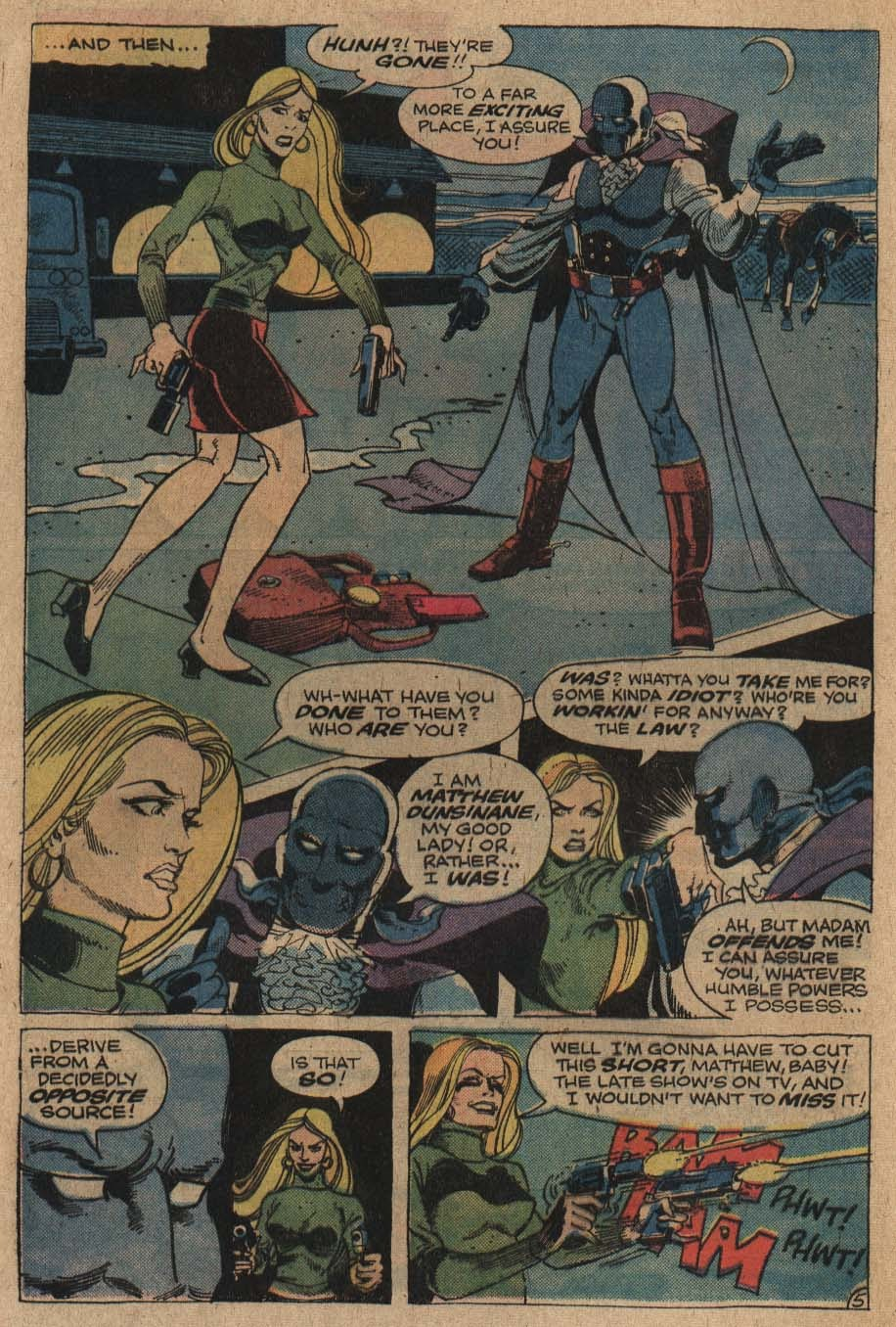 The Grim Ghost (1975) issue 1 - Page 6