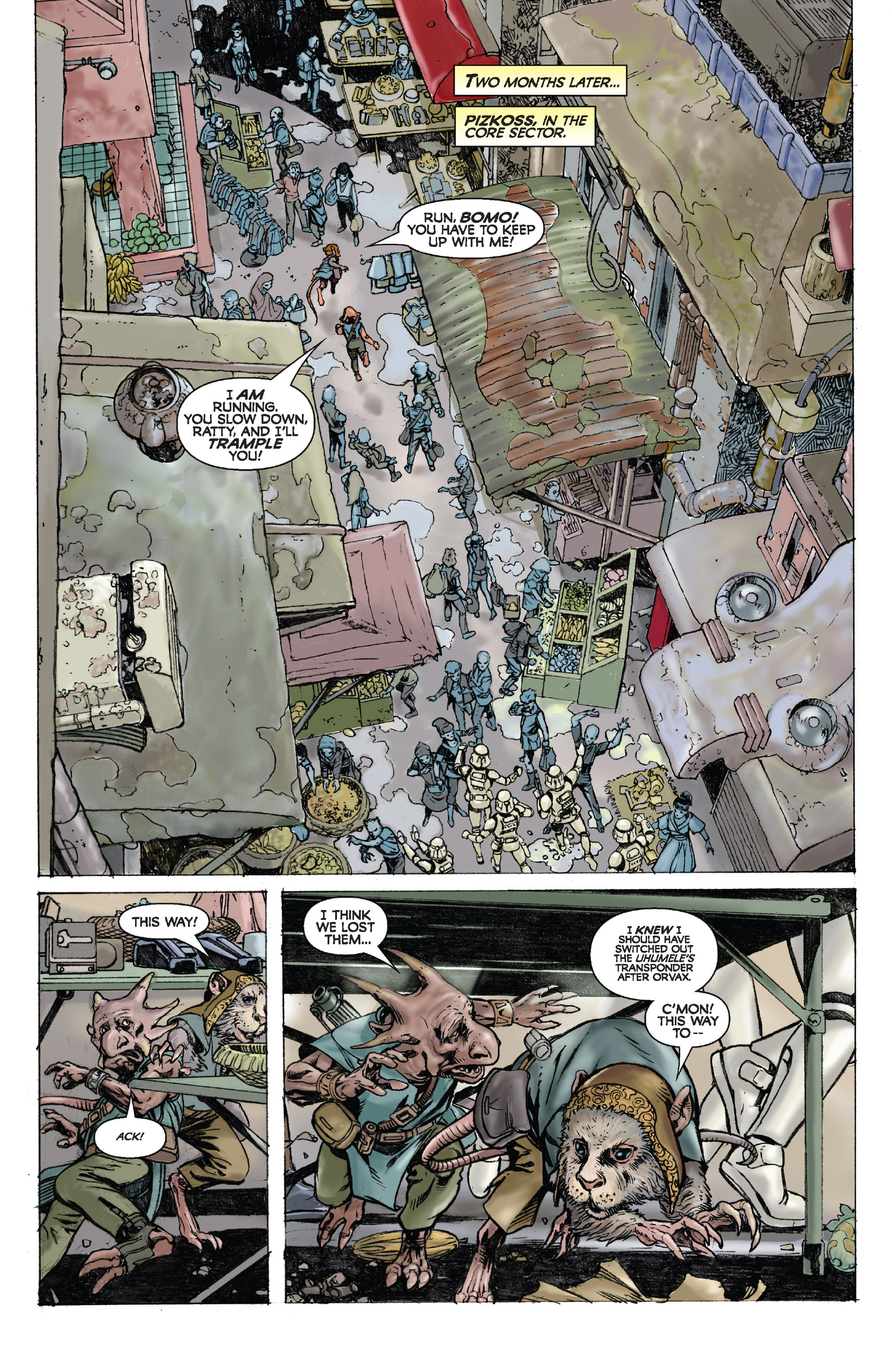 Read online Star Wars Omnibus comic -  Issue # Vol. 31 - 184