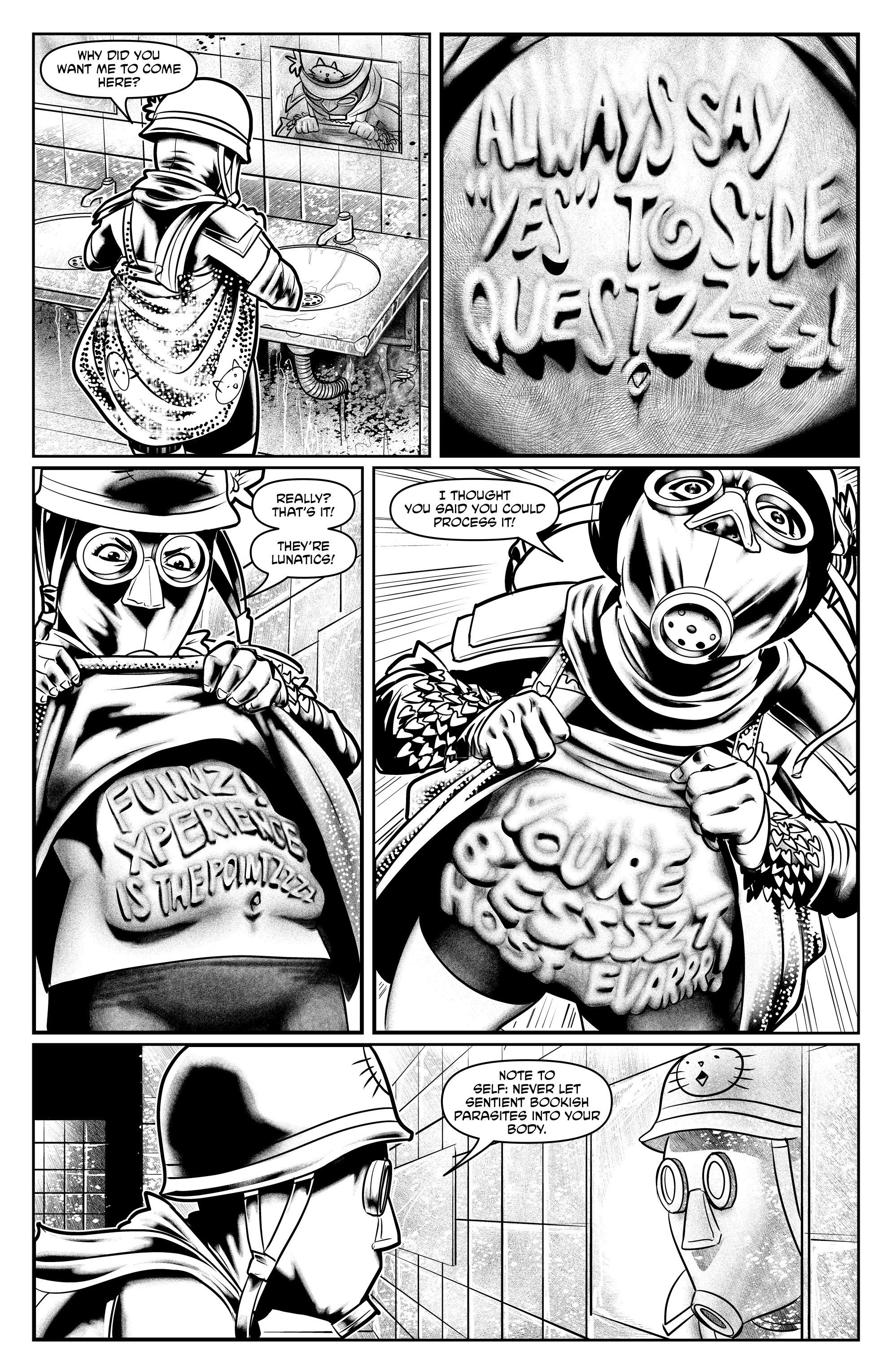 Read online Alan Moore's Cinema Purgatorio comic -  Issue #9 - 40