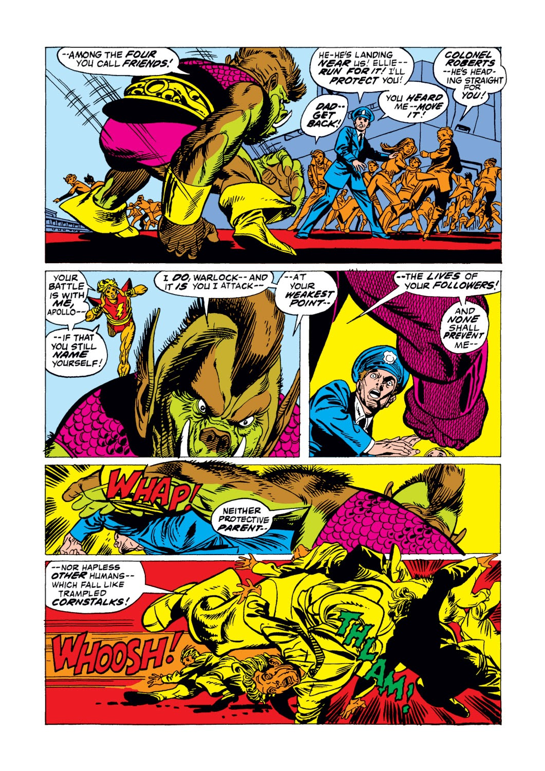 Warlock (1972) issue 3 - Page 20