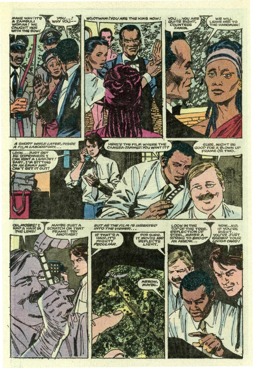 Read online Sheena comic -  Issue #1 - 18