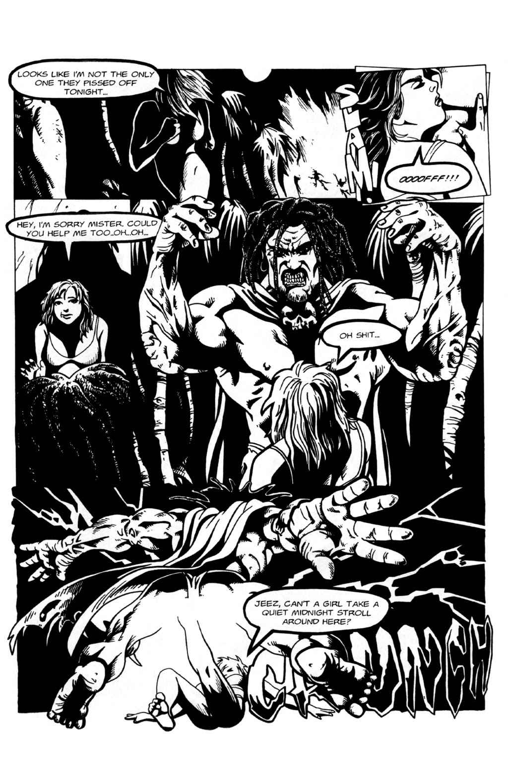 Read online Night of the Living Dead (1994) comic -  Issue #0 - 13