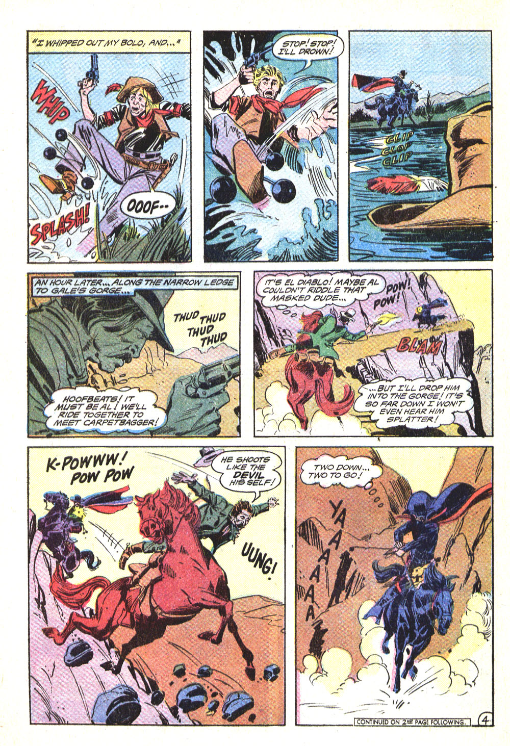 Read online All-Star Western (1970) comic -  Issue #5 - 24