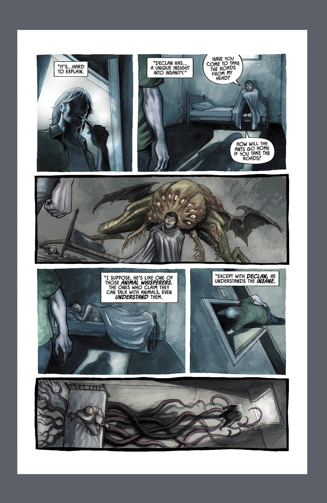 Read online Dark Ages comic -  Issue #1 - 27