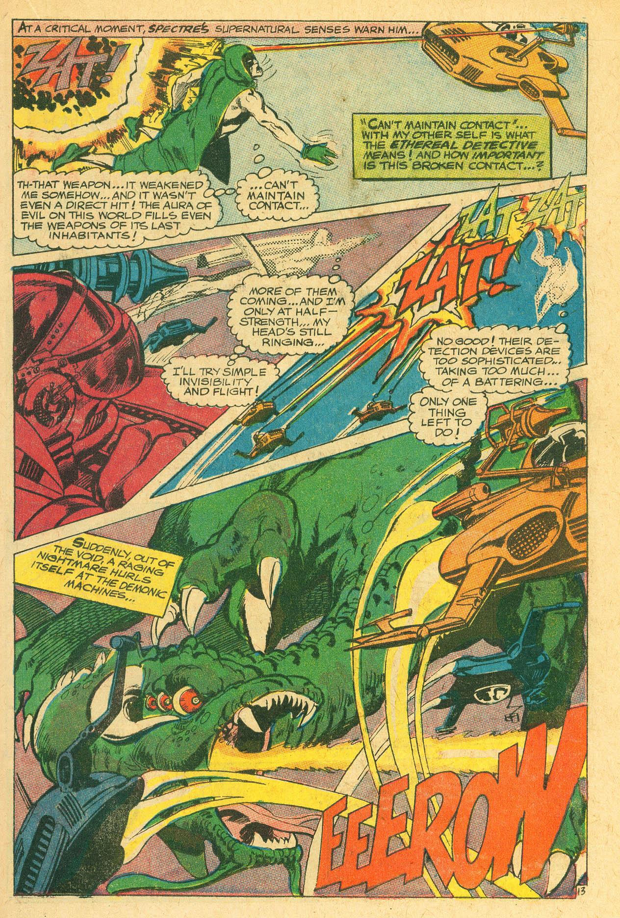 Read online Adventure Comics (1938) comic -  Issue #497 - 87