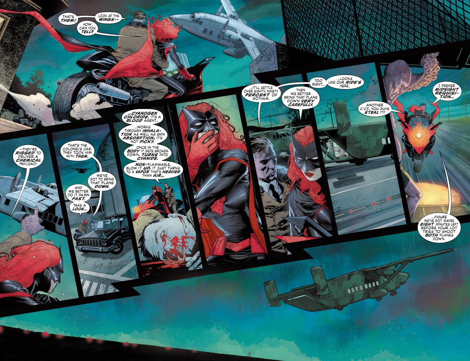 Read online Detective Comics (1937) comic -  Issue # _TPB Batwoman – Elegy (New Edition) (Part 1) - 71
