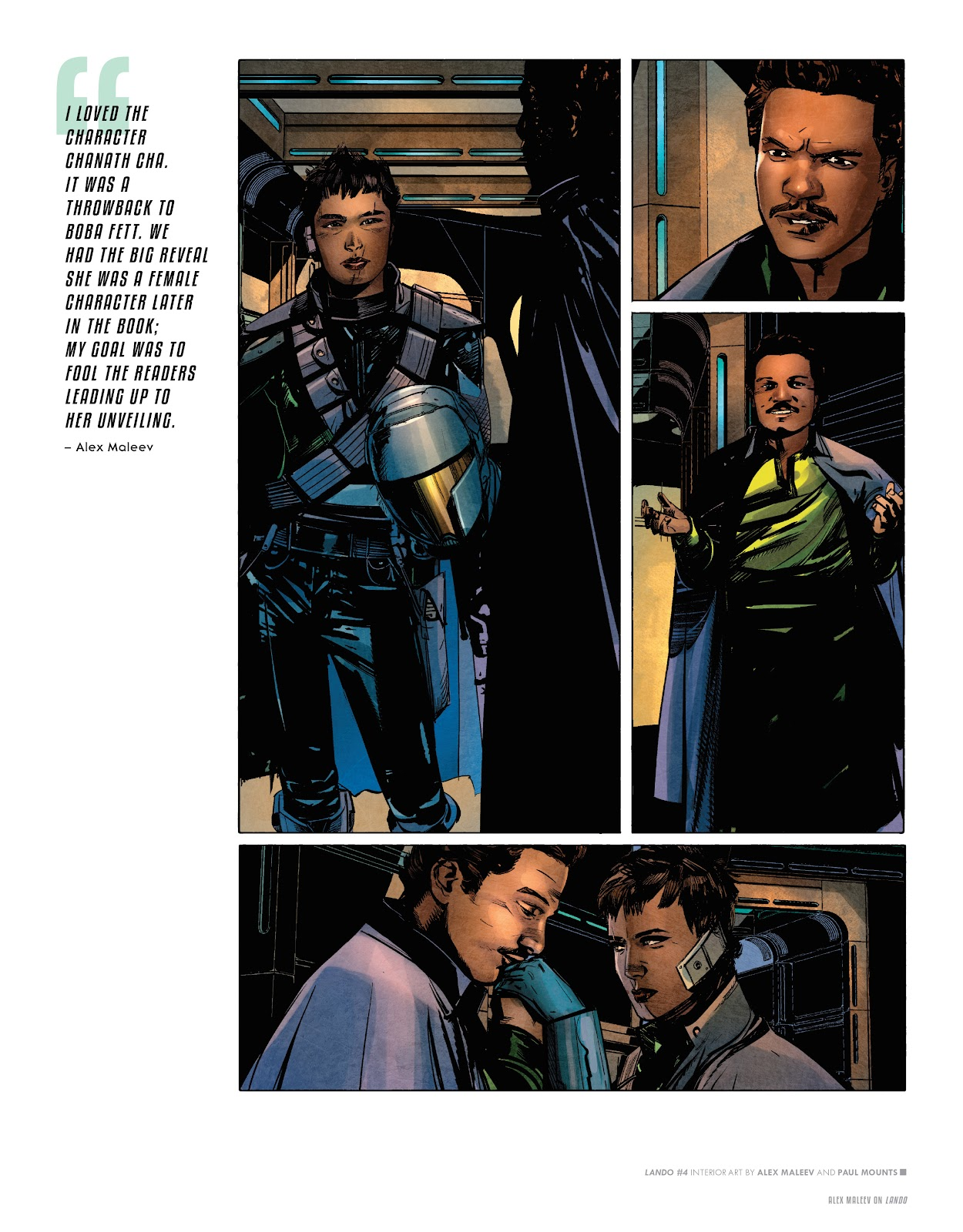 Read online The Marvel Art of Star Wars comic -  Issue # TPB (Part 2) - 62