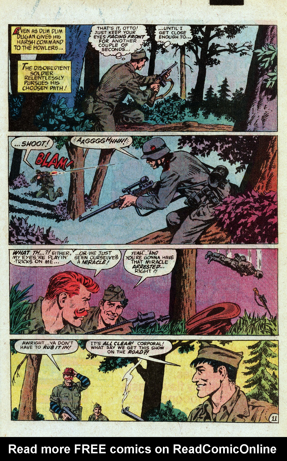Read online Sgt. Fury comic -  Issue #159 - 15
