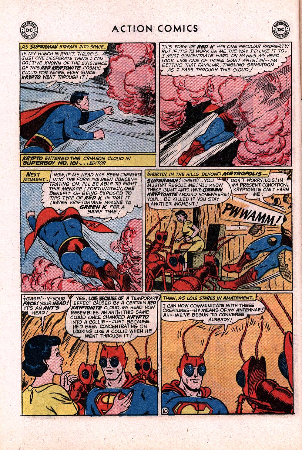 Read online Action Comics (1938) comic -  Issue #296 - 12