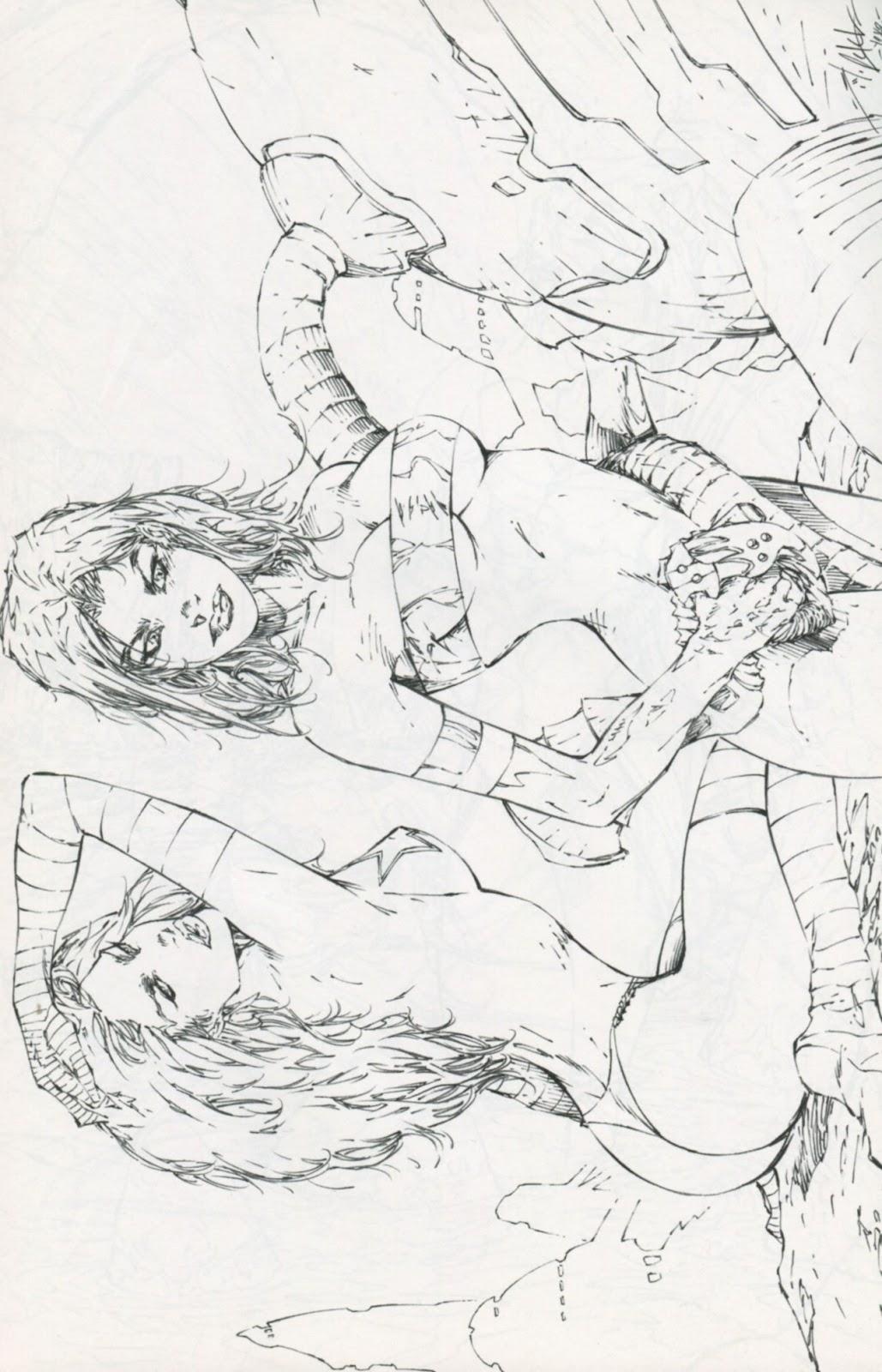 Read online Latex Alice - Bikini Bash Swimsuit Special comic -  Issue # Full - 22