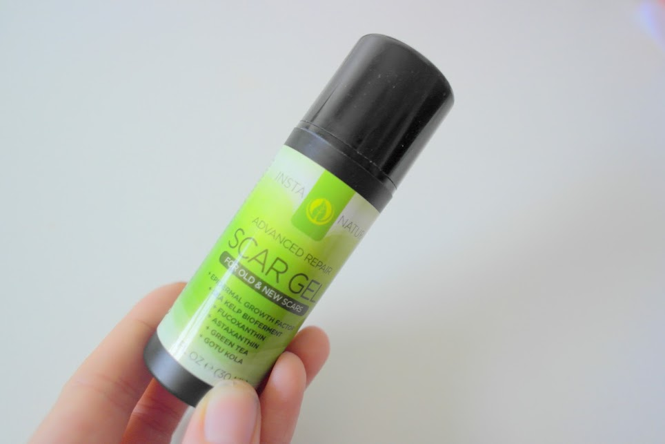 instanatural scar gel review