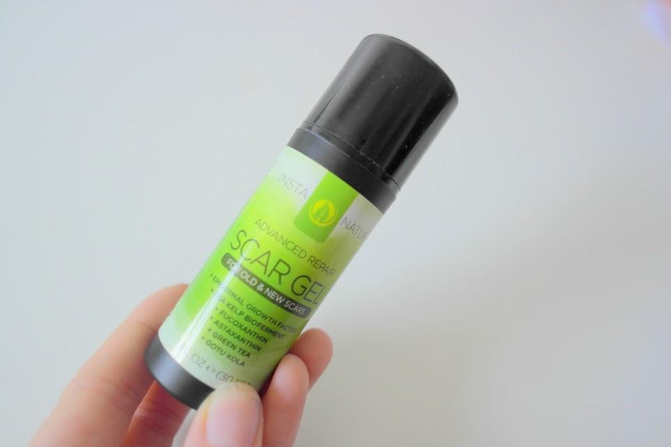 instanatural scar gel review