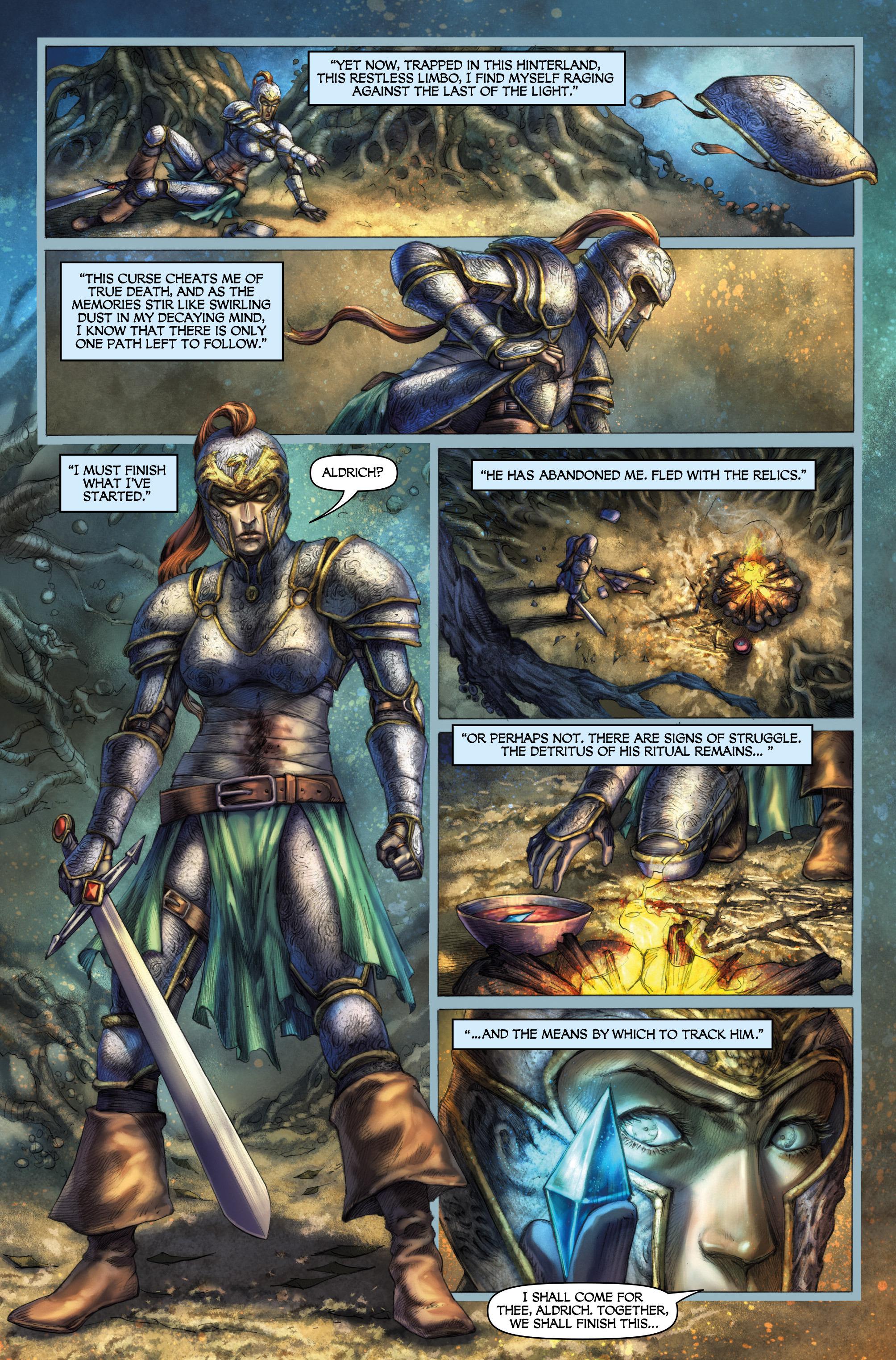 Dark Souls #3 - Read Dark Souls Issue #3 Page 7
