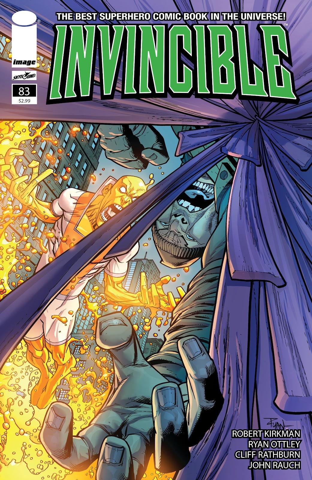 Invincible (2003) 83 Page 1