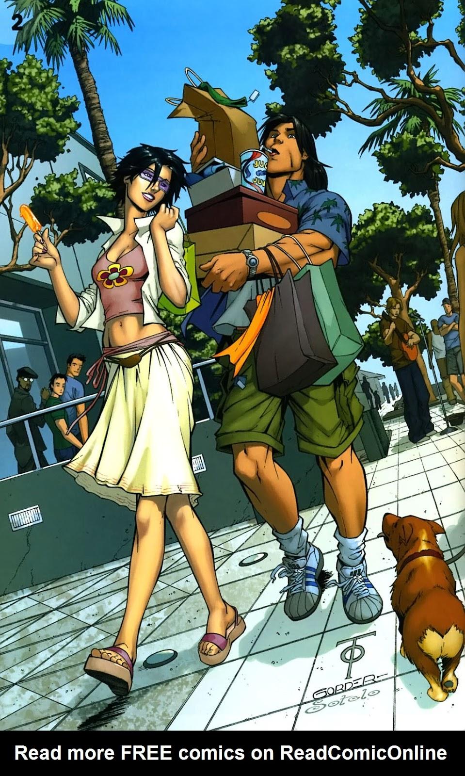 Read online Aspen Splash: Swimsuit Spectacular comic -  Issue # Issue 2006 - 4