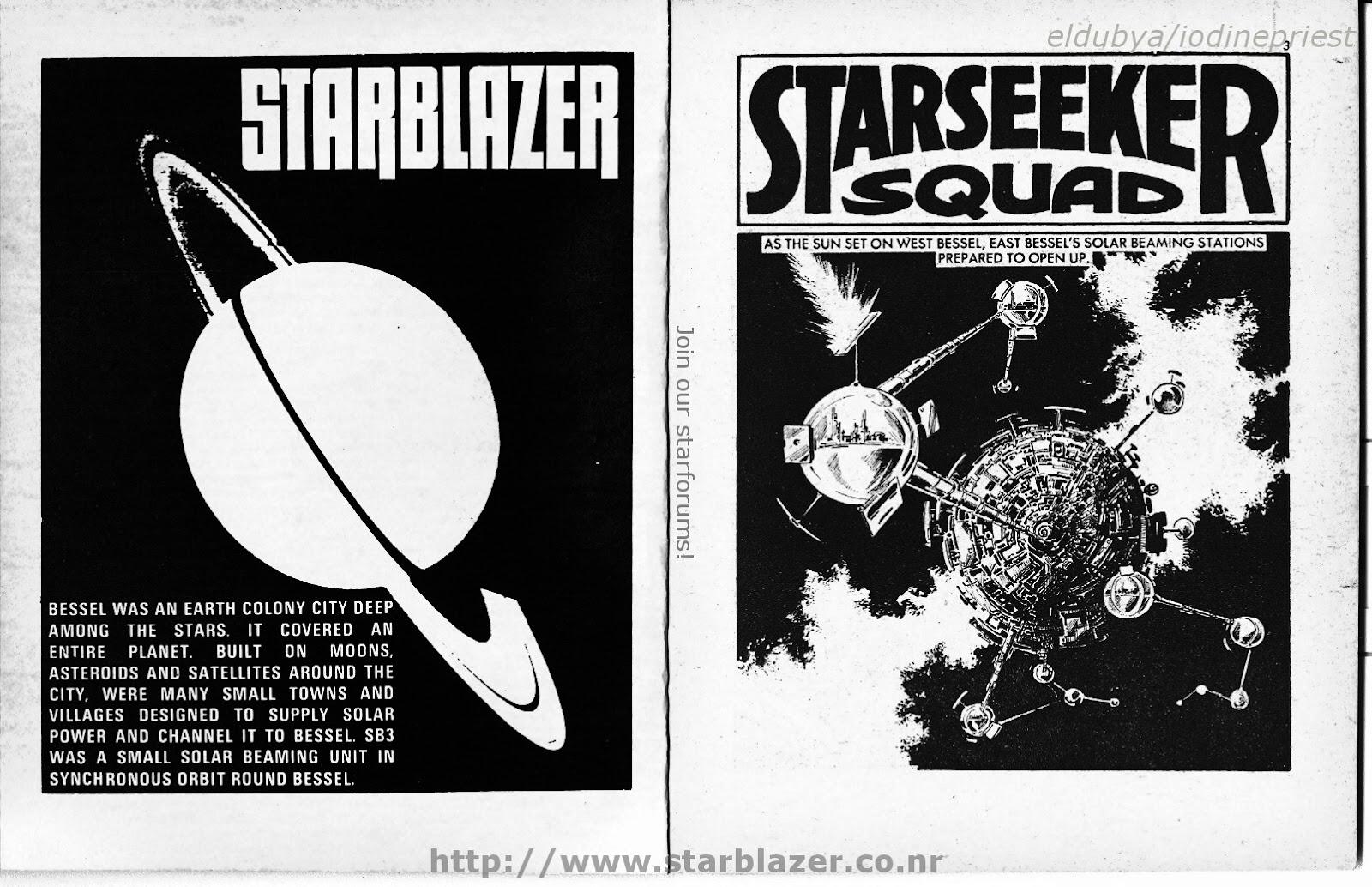 Starblazer issue 59 - Page 3