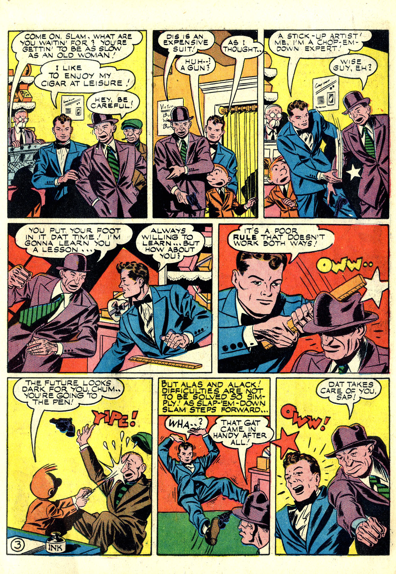 Read online Detective Comics (1937) comic -  Issue #78 - 19