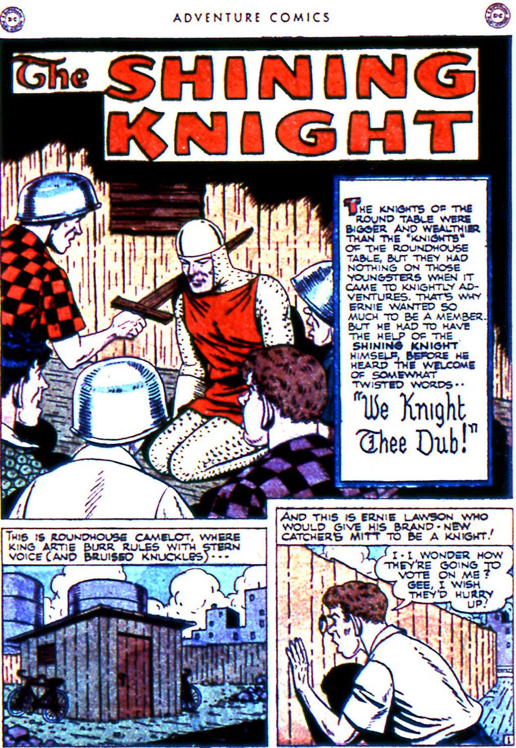 Read online Adventure Comics (1938) comic -  Issue #119 - 22