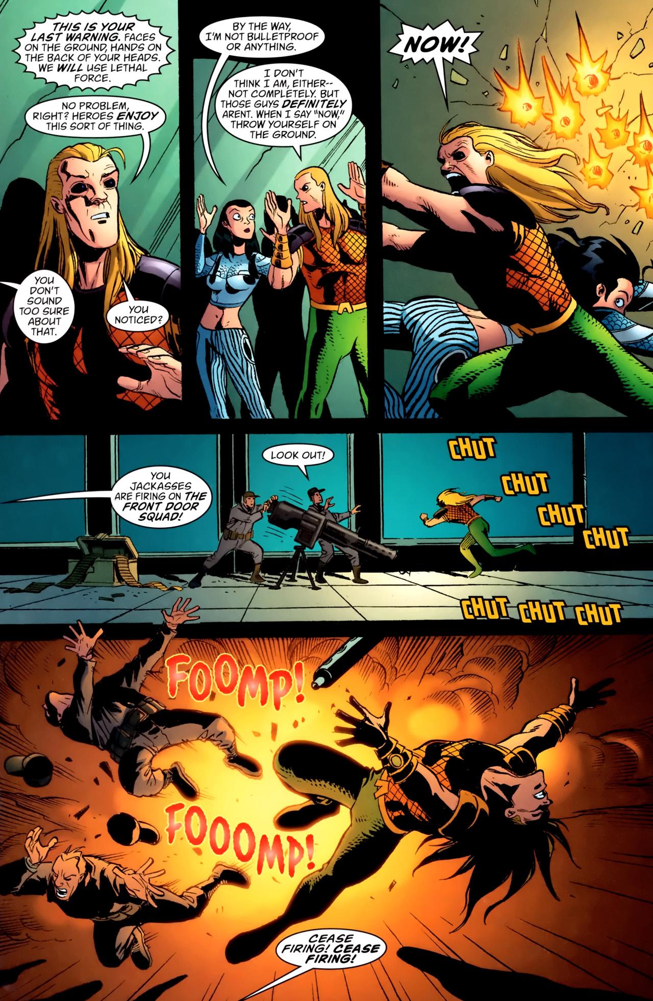 Read online Aquaman: Sword of Atlantis comic -  Issue #54 - 9