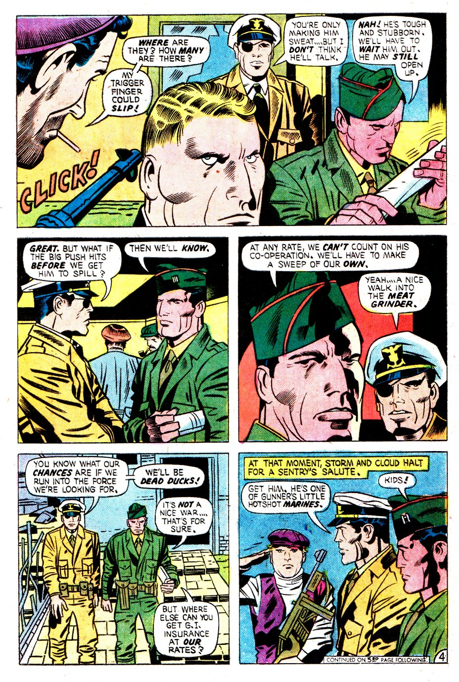 Our Fighting Forces (1954) issue 162 - Page 6