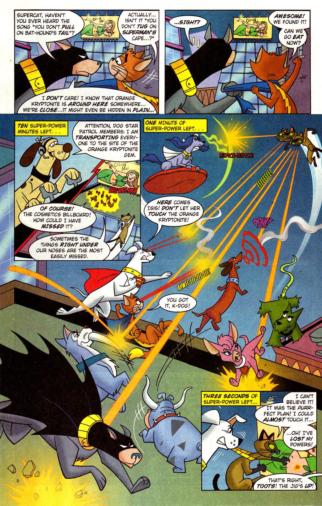 Read online Krypto the Superdog comic -  Issue #4 - 9