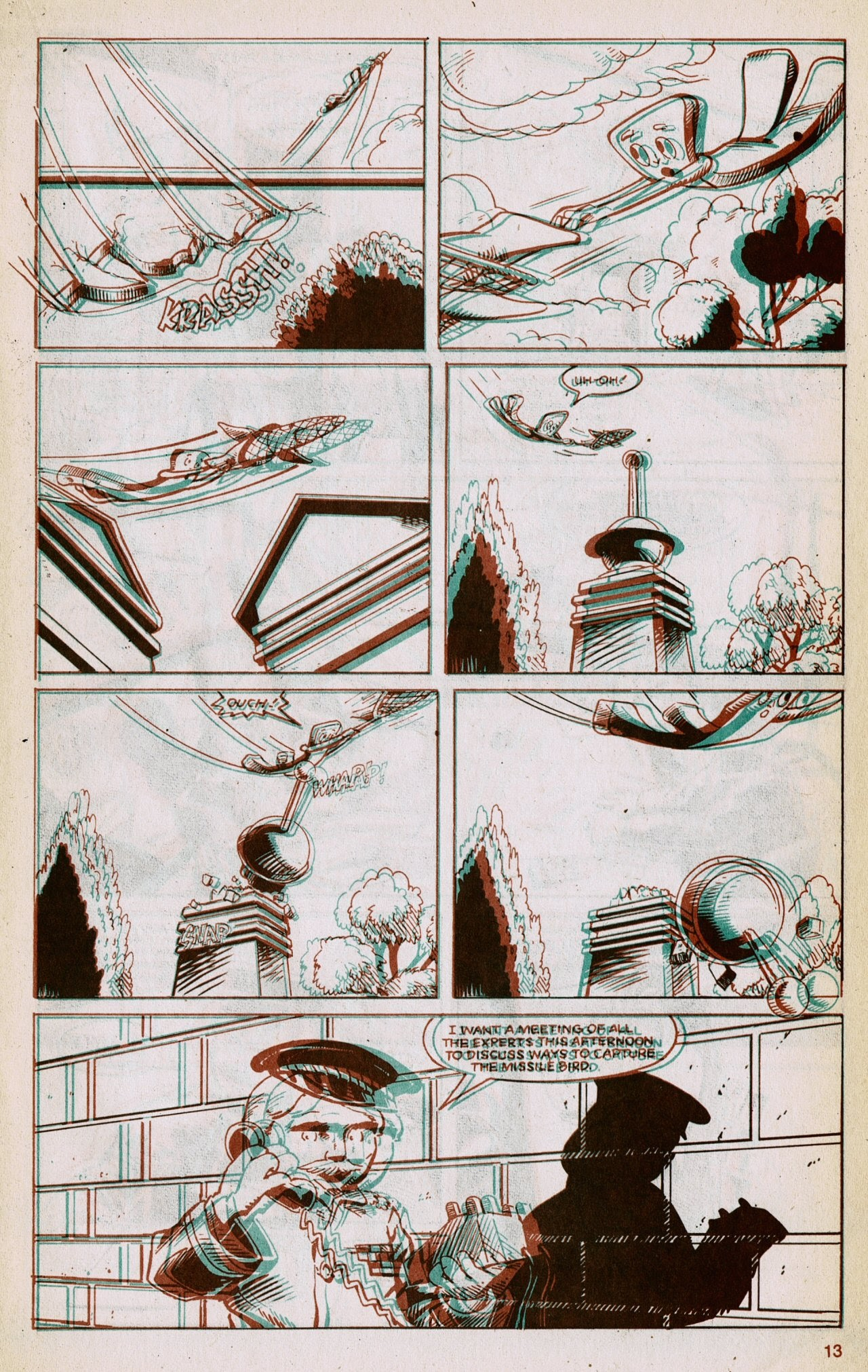 Gumby 3-D issue 1 - Page 15