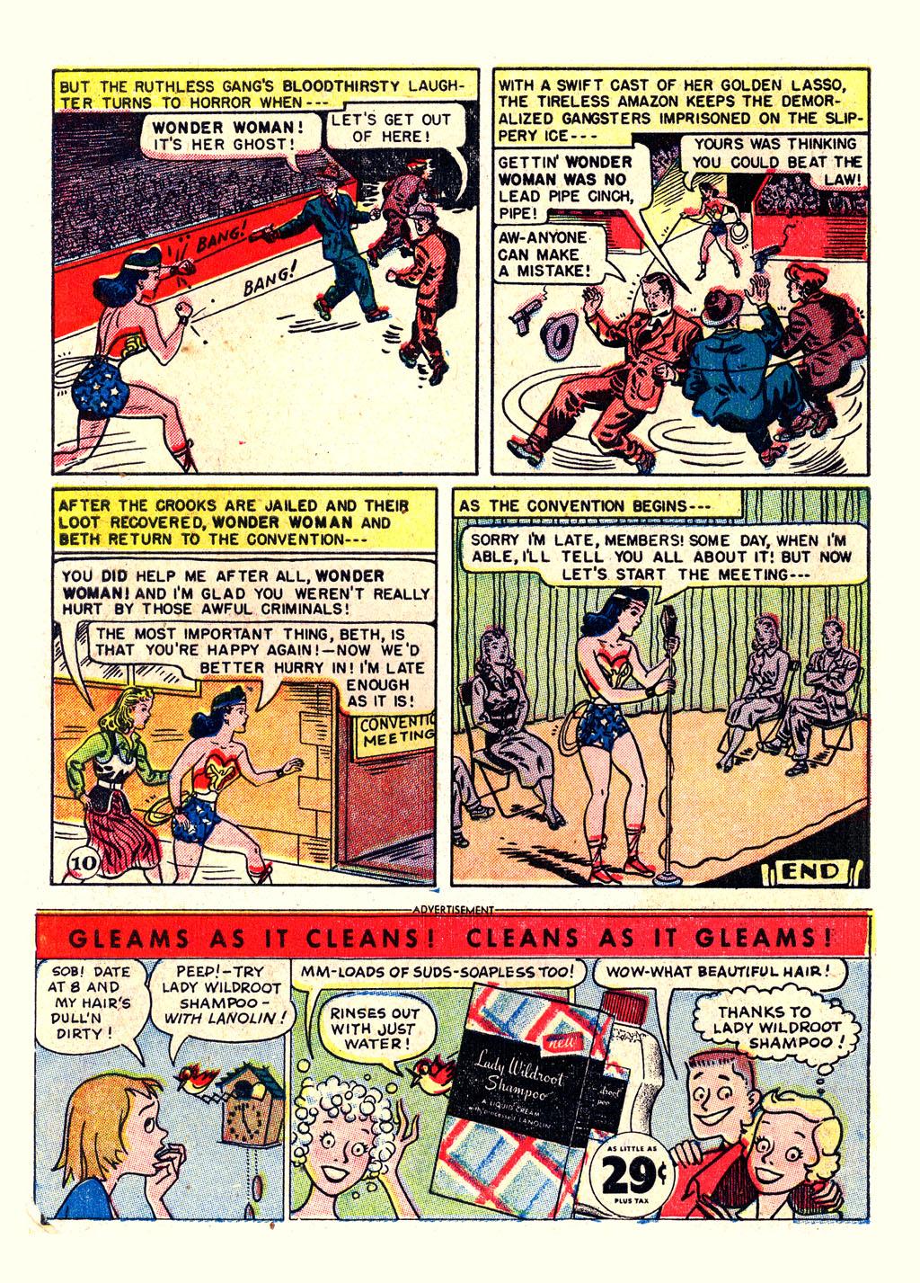 Read online Wonder Woman (1942) comic -  Issue #54 - 40
