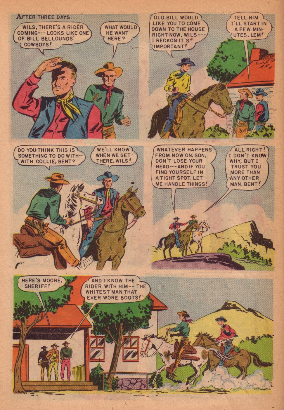 Four Color Comics issue 301 - Page 42