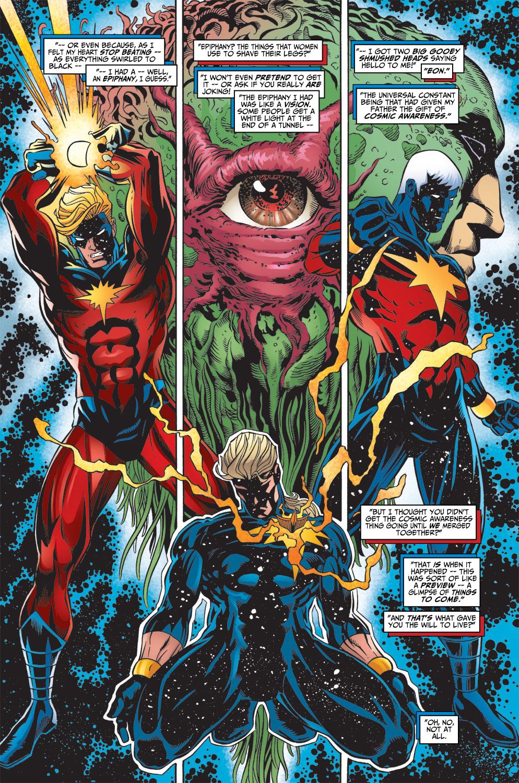 Captain Marvel (1999) Issue #14 #15 - English 20