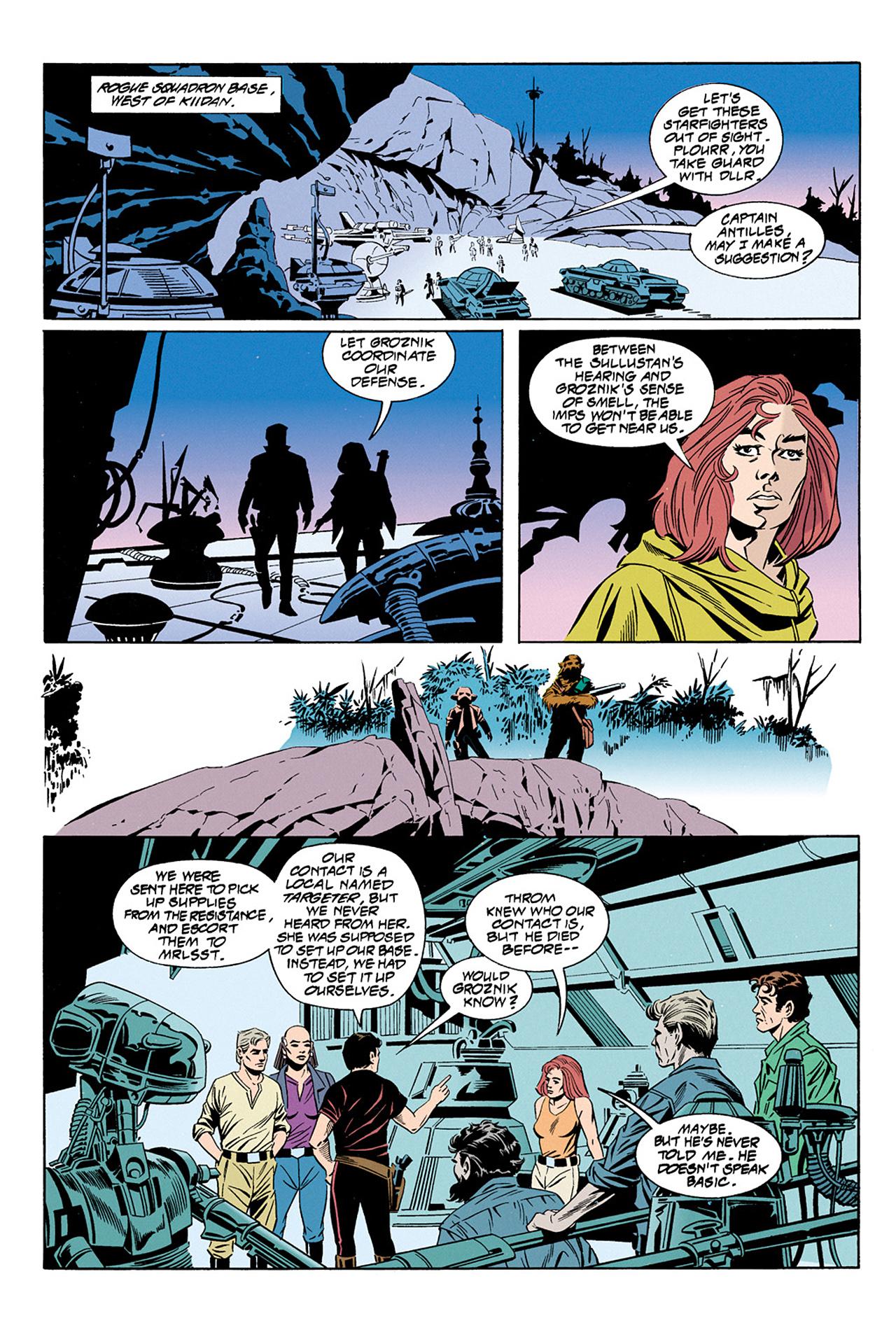 Read online Star Wars Omnibus comic -  Issue # Vol. 1 - 112