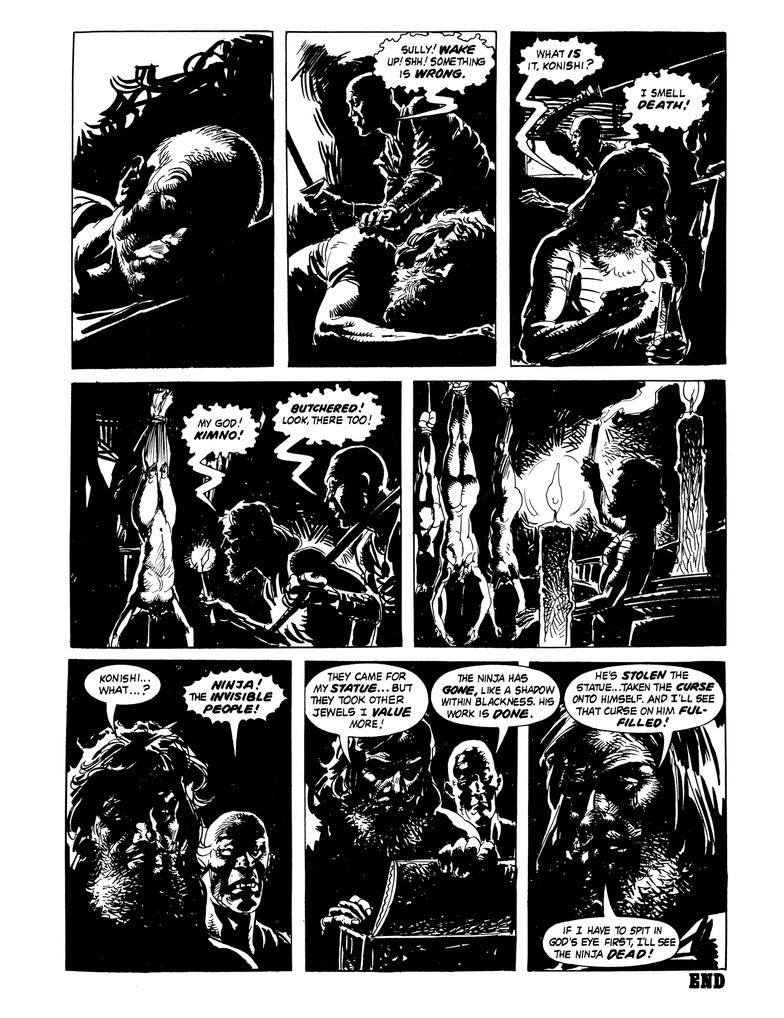 Read online Eerie Archives comic -  Issue # TPB 16 - 262